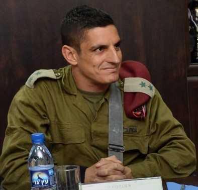 Col. Ariel Ben-Dayan