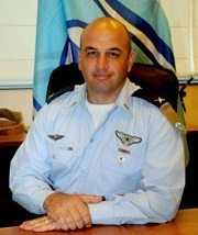Brig. Gen. David Barki