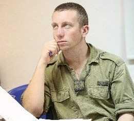 Elad Combat soldier, Shaked battalion