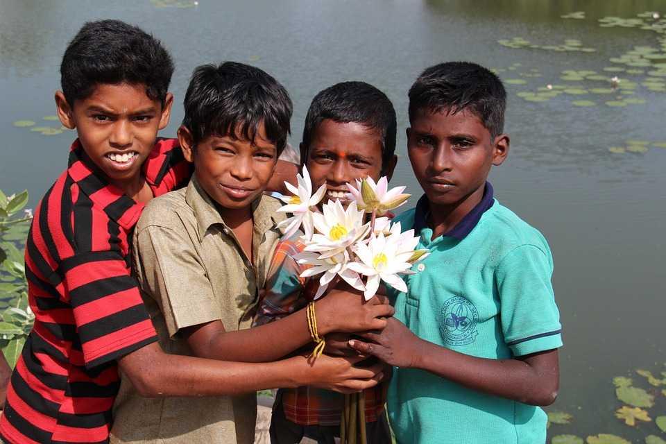 התנדבות בהודו בטיול אחרי צבא