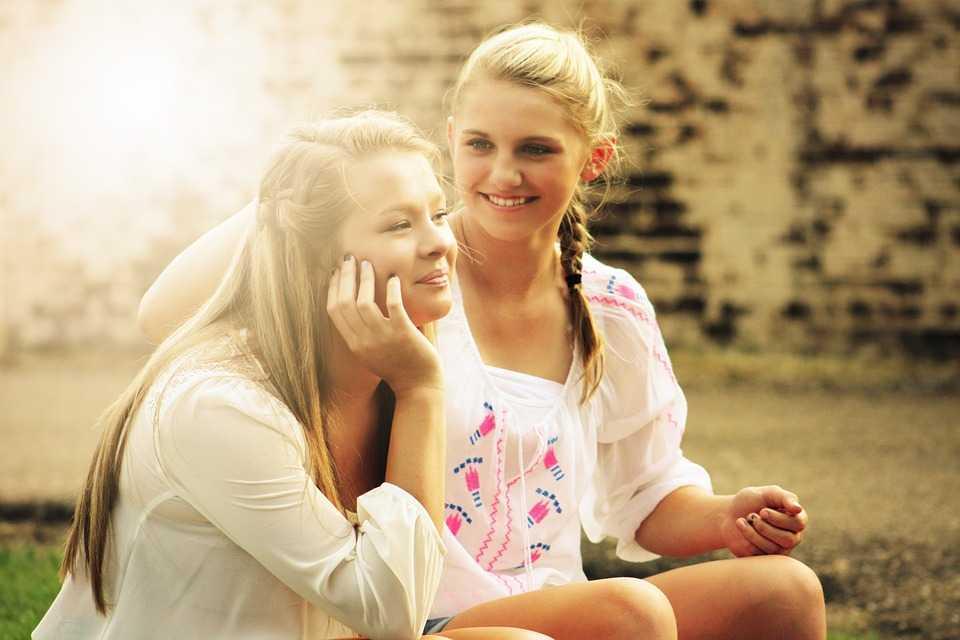 בנות שמחות שהם עשו תואר בלי פסיכומטרי